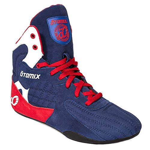 Otomix NEU Stingray Escape Fitness Schuh Sneaker - Red/White/Blue (EU 42)