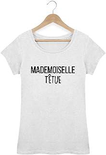 6f6e3ee5db72e Bichette T-Shirt Mademoiselle têtue