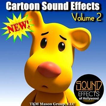 Cartoon Sound Effects - Volume 2