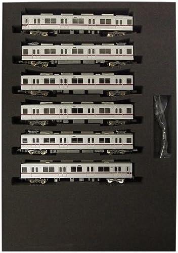 N gauge 4301 Tobu 10030 series 6-car basic set (w   motor) (unassembled Kit) (japan import)