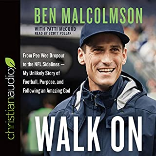 Walk On audiobook cover art