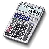 カシオ  金融電卓 繰上返済・借換計算対応 ジャストタイプ BF-850-N