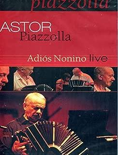 Astor Piazzolla : Adios Nonino Live in Montreal ~ Dvd [Import] Region 0 - Ntsc | Astor Piazzolla