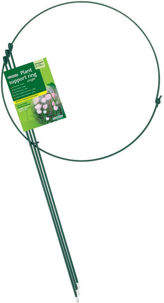 Gardman R752 Single Hoop Free shipping Plant Support x Wide Ring 16