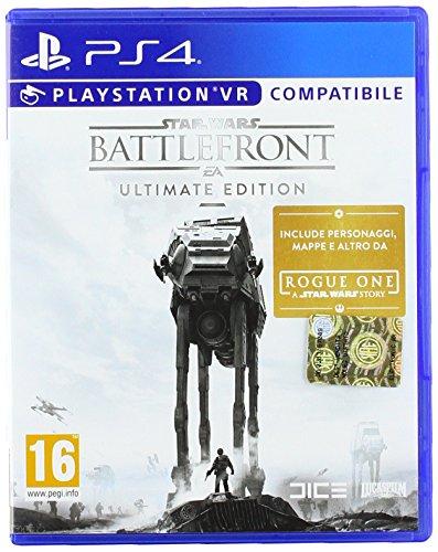Star Wars: Battlefront [PlayStation VR Ready] - Ultimate Edition - PlayStation 4