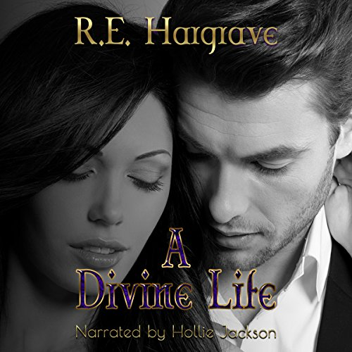 A Divine Life audiobook cover art