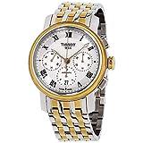 TISSOT - Montre Homme Tissot Bridgeport Chronographe Automatique T0974272203300...