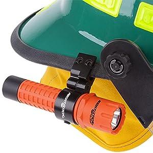 Nightstick FDL-300R-K01 Helmet Light Kits and Mounts, Red