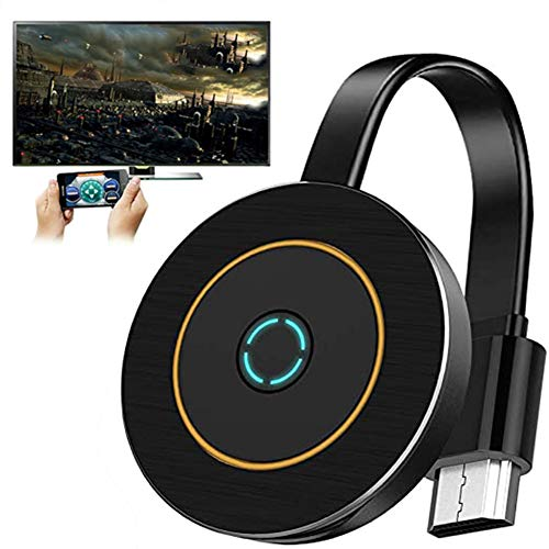 NZYMD 4K HDMI Wireless Display Dongle- 5G Wifi HDMI Adapter Connector Support Airplay DLNA Miracast for Ios/Android/Windows/Mac