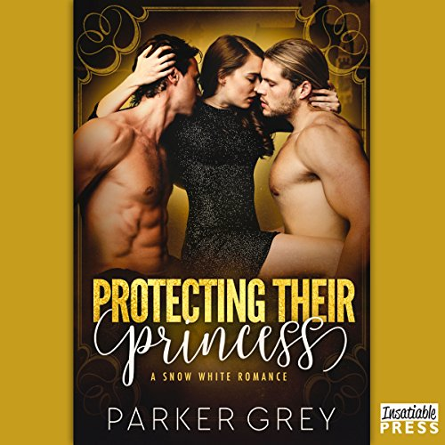 Protecting Their Princess audiobook cover art