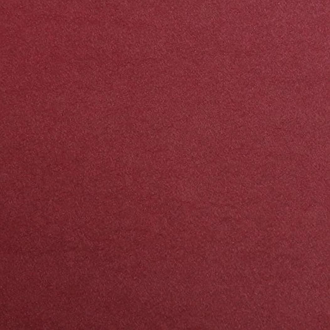 Clairefontaine Maya Coloured Smooth Drawing Paper, 120 g, 50 x 70 cm - Burgundy, Pack of 25 Sheets