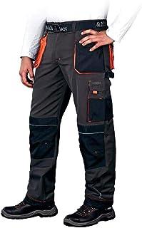 comprar comparacion Arbeitshose Leber&Hollman Pantalones de Trabajo - Pantalon de Seguridad de Hombre - con Bolsillos para Rodilleras - Pantal...
