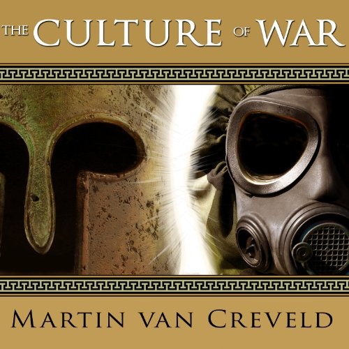 The Culture of War audiobook cover art