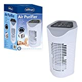 Silentnight Air Purifier with HEPA & Carbon Filters, Air Cleaner for Allergies, Pollen, Pets, Dust, Smokers;...