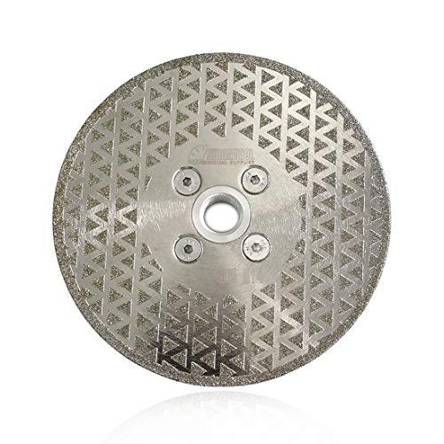 SHDIATOOL - Disco de corte de diamante para mármol, granito, doble capa