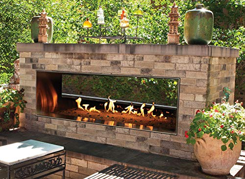 Great Price! 23 S 48 Linear Fireplace - NG