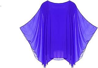 Women Chiffon Kaftan Oversized Dress Top sizes 8- 20 USA