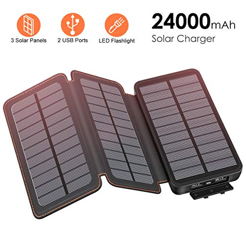 YONSIEO Solar Power Bank review