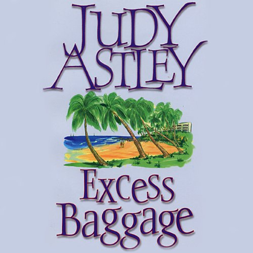 Excess Baggage audiobook cover art