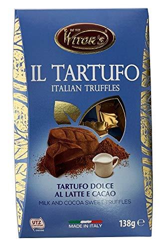 ウィターズ イタリアントリュフ ミルク 138g ×4箱