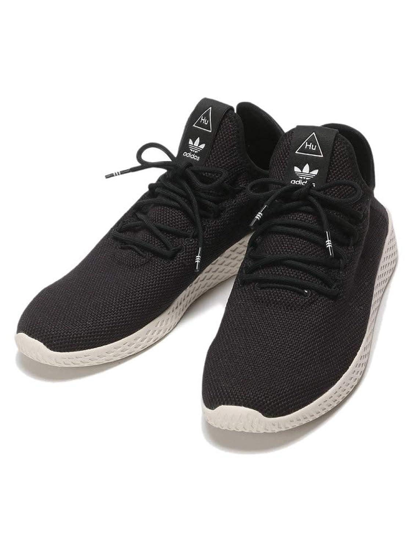 (アディダス) adidas ニットアッパー 軽量 スニーカー PW TENNIS HU [ADAQ1056] [並行輸入品]