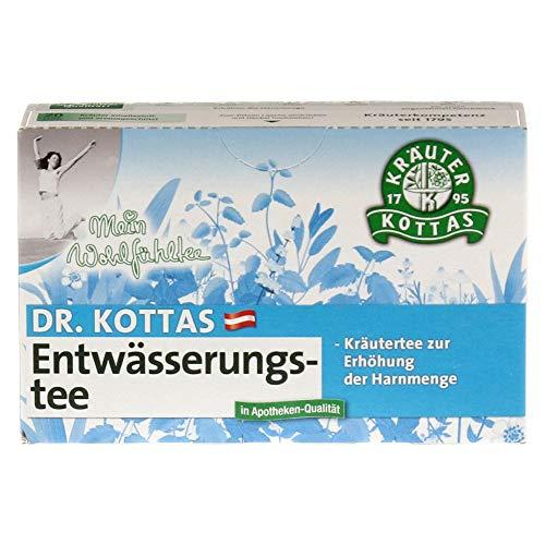 DR.KOTTAS Entwässerungstee Filterbeutel 20 Stück