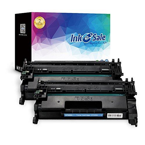 INK E-SALE Replaces 26A CF226A MFP M426fdw Black Toner Cartridge for Laserjet Pro M402n M402dn M402dw M402d, Laserjet Pro MFP M426dw M426fdw M426fdn, M402 M426 Series Printer2 Pack