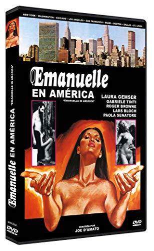 Emanuelle en America DVD 1977 Emanuelle in America