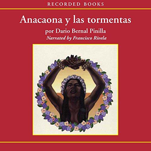 『Anacaona y Las Tormentas (Texto Completo)』のカバーアート