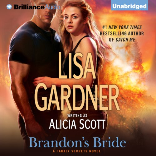 Brandon's Bride audiobook cover art