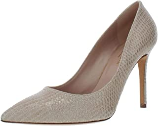 CHARLES DAVID Womens Genesis Fabric Pointed Toe Classic Pumps US
