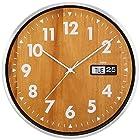 【爆下げ】壁掛け時計 ノットヴィル アルミ CL-2553AL CL-2553ALが激安特価!