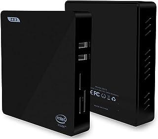 Hshaojin Z83 II Windows 10 and Linux System Mini PC, Intel Atom x5-Z8350 1.92GHz, RAM: 2GB, ROM: 32GB, Support WiFi, Bluet...