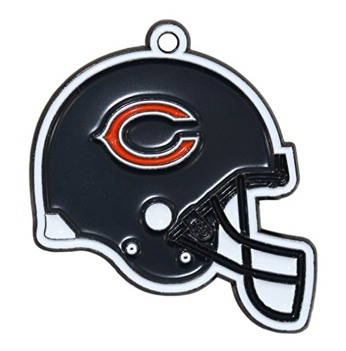 NFL Dog TAG - Chicago Bears Smart Pet Tracking Tag. - Best Retrieval System for Dogs, Cats or Army Tag. Any Object You'd Like to Protect