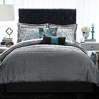 Best christian siriano relaxed crinkle comforter set Reviews