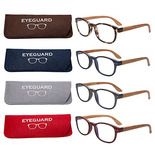 gafas con luz de la marca EYEGUARD