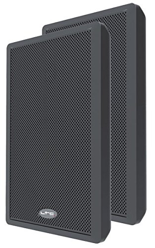 LTC Audio SSP501F-B Gehäuse, 2 Stück