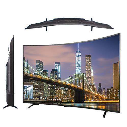 DYYAN Smart TV 55 Pulgadas - LED - 4K Ultra HD - Alto Rango Dinámico (HDR) - Smart TV (Android TV) - con Televisor De Pantalla De Transmisión Móvil - Negro