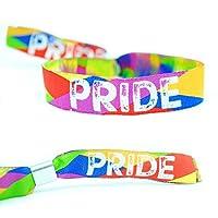 Gay Pride Wristband Armbänder ~ LGBT, LGBTQ, Gay Pride Wristband Armband - Gay Pride Parade Berlin Accessories Zubehör