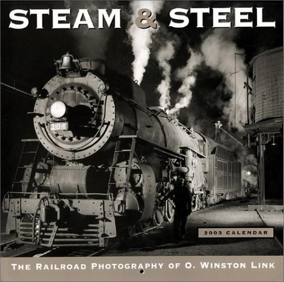 水分ボウル導出Steam & Steel 2003 Calendar