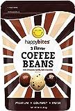 Best Chocolate Espresso Beans - Happy Bites 3 Flavor Espresso Coffee Beans Review