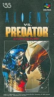 ALIENS VS PREDATOR Super Famicom/SNES JP GAME