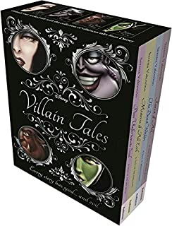 Disney Princess - Mixed: Villain Tales (Slipcase Villains Disney)