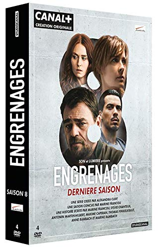 Engrenages-Saison 8