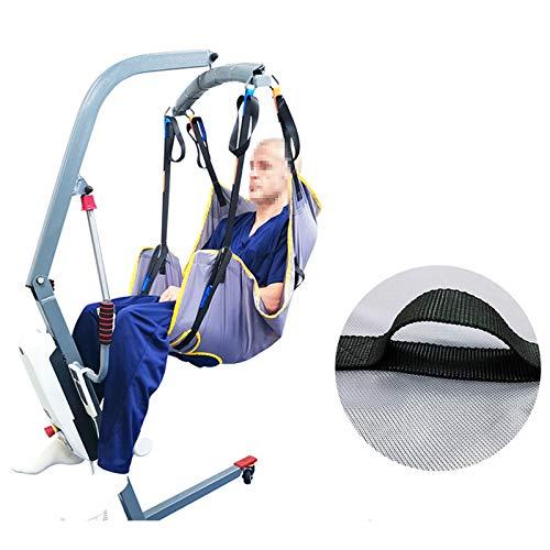51FY5kb2VmL - WLKQ Cinturón de Transferencia médica de elevación - Grúa de Paciente - Paciente Cinturón De Transferencia para Bariátrico, Enfermería,Anciano, Discapacitado, Cuerpo Completo Y Postrado En Cama