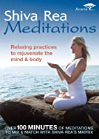 Shiva Rea: Meditations [DVD] [Import]