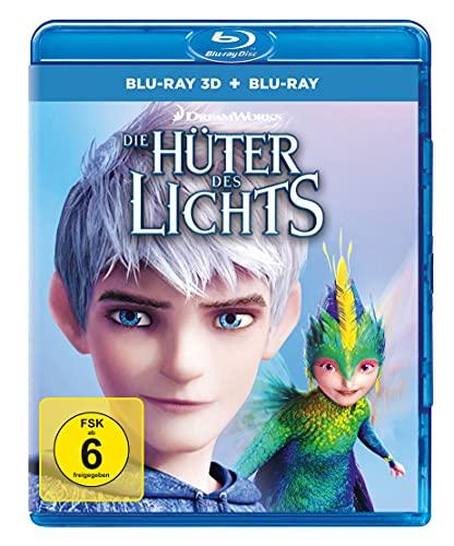 Die Hüter des Lichts 3D (Blu-ray 3D) (+ Blu-ray)