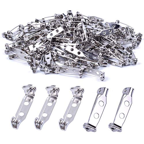 BronaGrand 100pcs 20mm Stainless...