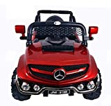 Talreja Enterprises Battery Operated Ride on Jeep for Kids, JM2188 Double Battery Double