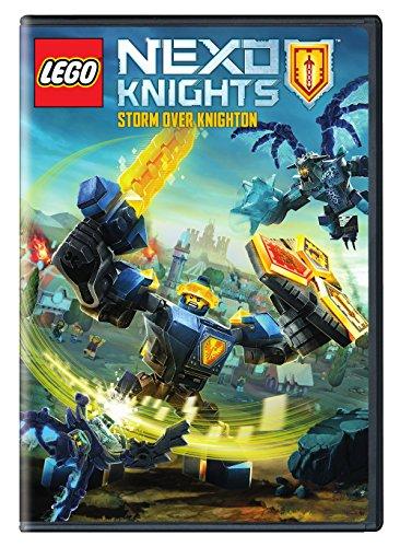 Lego Nexo Knights: Season 3 [Edizione: Stati Uniti] [Italia] [DVD]